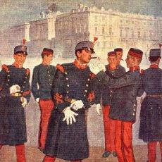 Coleccionismo de Revistas y Periódicos: SOLDADO 1921 DIA DE GALA HUERTAS PORTADA REVISTA. Lote 9115597
