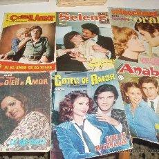 Coleccionismo de Revistas y Periódicos: LOTE DE FOTONOVELAS. Lote 17173777