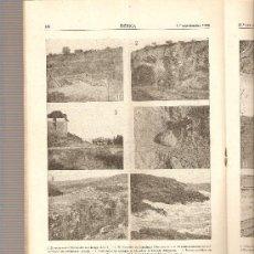 Coleccionismo de Revistas y Periódicos: REVISTA IBERICA 144.AÑO 1948.UNION ELECTRICA MADRILEÑA.MAPA GEOLOGICO DE ESPAÑA.. Lote 9147352