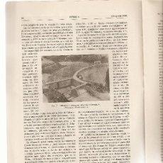 Coleccionismo de Revistas y Periódicos: REVISTA IBERICA 80.AÑO 1946.PANTANO DEL TRANCO.JAEN.RIO FLUVIA.. Lote 9154821