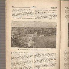 Coleccionismo de Revistas y Periódicos: REVISTA IBERICA 207. AÑO 1951.IUNION ELECTRICA DE CATALUNA.. Lote 9173472