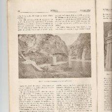 Coleccionismo de Revistas y Periódicos: REVISTA IBERICA 233 . AÑO 1952 .EL PANTANO DE BARASONA.HUESCA.SA CANOVA DE ARIANY.MALLORCA.. Lote 9200917