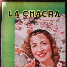 Coleccionismo de Revistas y Periódicos: REVISTA LA CHACRA - SEPTIEMBRE 1939. Lote 18528028