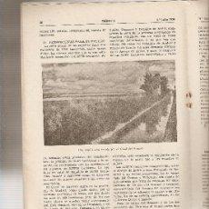 Coleccionismo de Revistas y Periódicos: REVISTA IBERICA 380 . AÑO 1958 .RIO HENARES.MANGOSTA.PENINSULA IBERICA.. Lote 9236100