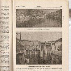 Coleccionismo de Revistas y Periódicos: REVISTA IBERICA 388 . AÑO 1958.SALTOS DE L RIO SIL.SOTOSCUEVA.BURGOS.ESPELEOLOGIA.. Lote 9236473