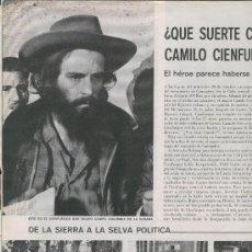 Coleccionismo de Revistas y Periódicos: REVISTA LIFE EN ESPAÑOL.AÑO 1959.CAMILO CIENFUEGOS. REVOLUCION CUBANA.CUBA.FIDEL.CANAL DE PANAMA.. Lote 9289615