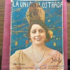 Coleccionismo de Revistas y Periódicos: REVISTA LAUNIÓN ILUSTRADA 1928. Lote 19508133