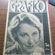 Coleccionismo de Revistas y Periódicos: REVISTA MUNDO GRÁFICO DE 1931. Lote 19560595