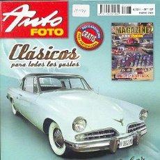 Coleccionismo de Revistas y Periódicos: 17-544. REVISTA AUTO FOTO Nº 137. ENERO 2008. Lote 9371244
