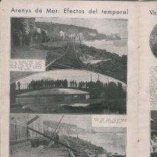 Coleccionismo de Revistas y Periódicos: REVISTA.1932. VILLA SANTIAGUESA DE CASTROJERIZ. ARENYS DE MAR. HOQUEY FEMENINO.BARRIO DE PEKIN.SIUX.. Lote 24080311