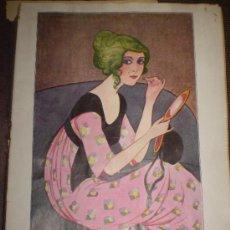 Coleccionismo de Revistas y Periódicos: REVISTA BLANCO Y NEGRO. 25 ABRIL DE 1914.. Lote 14710972
