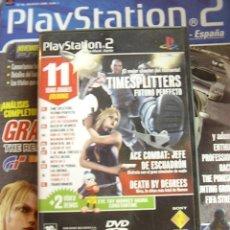 Coleccionismo de Revistas y Periódicos: REVISTA PLAYSTATION2 Nº 50. MARZO 2005. INCLUYE DVD CON 11 DEMOS JUGABLES.. Lote 24560841