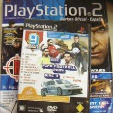 Coleccionismo de Revistas y Periódicos: REVISTA PLAYSTATION2 Nº 37. FEBRERO 2004. INCLUYE DVD CON 9 DEMOS JUGABLES.. Lote 24560830