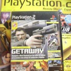 Coleccionismo de Revistas y Periódicos: REVISTA PLAYSTATION2 Nº 25. FEBRERO 2003. INCLUYE DVD CON 5 DEMOS JUGABLES.. Lote 24560831