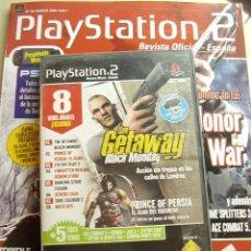 Coleccionismo de Revistas y Periódicos: REVISTA PLAYSTATION2 Nº 48. ENERO 2005. INCLUYE DVD CON 8 DEMOS JUGABLES.. Lote 24560833