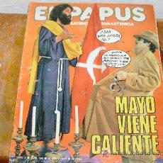 Coleccionismo de Revistas y Periódicos: REVISTA EL PAPUS,1977. Lote 9667664