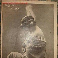 Coleccionismo de Revistas y Periódicos: REVISTA NUEVO MUNDO.. Lote 15580268