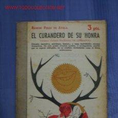 Coleccionismo de Revistas y Periódicos: REVISTA NOVELAS Y CUENTOS. Lote 1213398