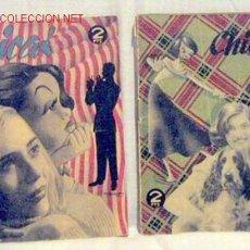 Coleccionismo de Revistas y Periódicos: CHICAS LA REVISTA LOS 17 AÑOS Nº 2 2 JULIO Y Nº 18 15 OCTUBRE 1950 PUBLICIDAD DENTICLOR BEBÉ INGLÉS. Lote 1280547
