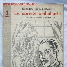 Coleccionismo de Revistas y Periódicos: NOVELAS Y CUENTOS. Lote 1286055