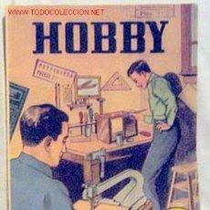 Coleccionismo de Revistas y Periódicos: HOBBY REVISTA ARGENTINA Nº 210 FEBRERO 1954. Lote 1290747