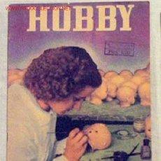 Coleccionismo de Revistas y Periódicos: HOBBY REVISTA ARGENTINA Nº 211 MARZO 1954. Lote 1290754