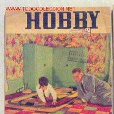 Coleccionismo de Revistas y Periódicos: HOBBY REVISTA ARGENTINA Nº 220 DICIEMBRE 1954. Lote 1290802