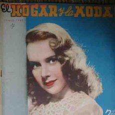 Collezionismo di Riviste e Giornali: EL HOGAR Y LA MODA. Nº 1177. JUNIO 1943. Lote 23029341