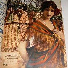 Coleccionismo de Revistas y Periódicos: MUNDO GRAFICO - AÑO 1918 . ENCUADERNADO DESDE EL NUMERO 349 (3 DE JULIO 1918) AL NUMERO 374 (25 DICI. Lote 27445211
