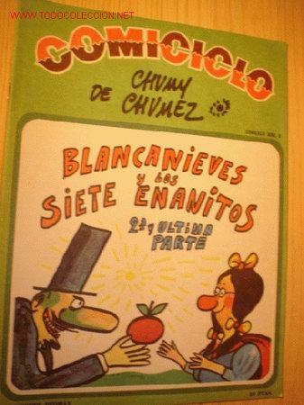 REVISTA -COMICICLO- DE FORGES Nº 6. AÑO 1974. (Coleccionismo - Revistas y Periódicos Modernos (a partir de 1.940) - Otros)
