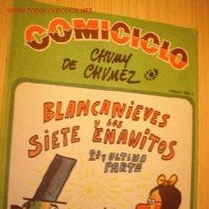 Coleccionismo de Revistas y Periódicos: REVISTA -COMICICLO- DE FORGES Nº 6. AÑO 1974.. Lote 1669538