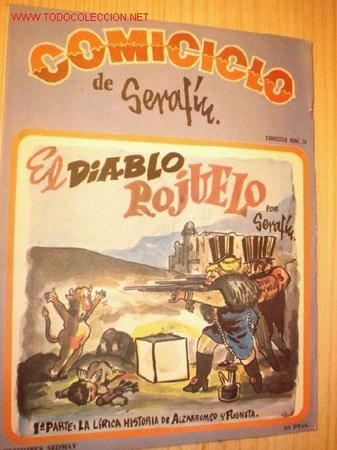 REVISTA -COMICICLO- DE SERAFÍN Nº 25. AÑO 1974. (Coleccionismo - Revistas y Periódicos Modernos (a partir de 1.940) - Otros)