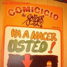 Coleccionismo de Revistas y Periódicos: REVISTA -COMICICLO- DE FORGES Nº 19 AÑO 1974. . Lote 1669611