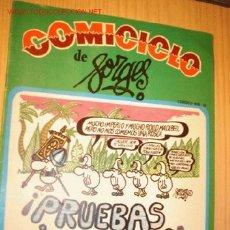 Coleccionismo de Revistas y Periódicos: REVISTA -COMICICLO- DE FORGES Nº 18 AÑO 1974. . Lote 1669614