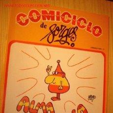 Coleccionismo de Revistas y Periódicos: REVISTA -COMICICLO- DE FORGES Nº 17 AÑO 1974. . Lote 1669616