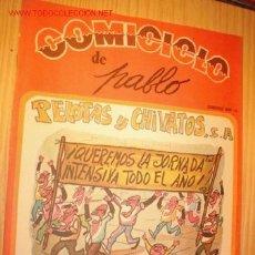 Coleccionismo de Revistas y Periódicos: REVISTA -COMICICLO- DE PABLO Nº 15. AÑO 1974. . Lote 1669629