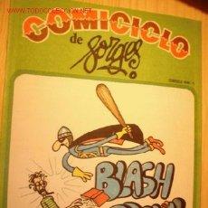 Coleccionismo de Revistas y Periódicos: REVISTA -COMICICLO- DE FORGES Nº 11. AÑO 1974. . Lote 1669643