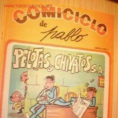 Coleccionismo de Revistas y Periódicos: REVISTA -COMICICLO- DE PABLO Nº 9. AÑO 1974. . Lote 1669648