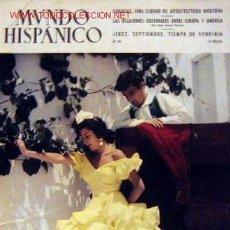 Coleccionismo de Revistas y Periódicos: MUNDO HISPANICO Nº 114 SEPTIEMBRE 1957 CARACAS ARQUITECTURA MODERNA VENDIMIA JEREZ. Lote 1832220
