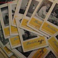 Coleccionismo de Revistas y Periódicos: REVISTA AGFA Nº1, 2, 3, 4, 5, 6, 7, 8, 9, 10, 11, 12 . AÑO COMPLETO 1929. Lote 23500106