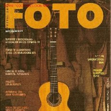 Coleccionismo de Revistas y Periódicos: REVISTA 'FOTO PROFESIONAL', Nº 117. SEPTIEMBRE 1992.. Lote 23208752
