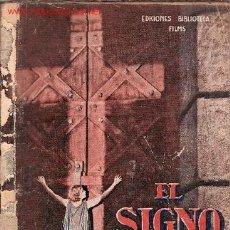 Coleccionismo de Revistas y Periódicos: EL SIGNO DE LA CRUZ. Lote 25785123