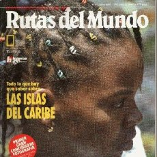Coleccionismo de Revistas y Periódicos: RUTAS DEL MUNDO Nº 51. Lote 3430226