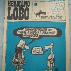 Coleccionismo de Revistas y Periódicos: HERMANO LOBO. Lote 2707360