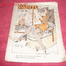 Coleccionismo de Revistas y Periódicos: PAPITU 1933. Lote 24683752
