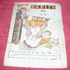 Coleccionismo de Revistas y Periódicos: PAPITU 1933. Lote 24683765