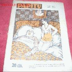 Coleccionismo de Revistas y Periódicos: PAPITU 1933. Lote 24683769