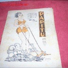 Coleccionismo de Revistas y Periódicos: PAPITU 1933 . Lote 27604714