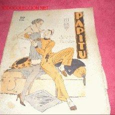 Coleccionismo de Revistas y Periódicos: PAPITU 1933 . Lote 2893529