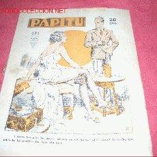 Coleccionismo de Revistas y Periódicos: PAPITU 1933. Lote 2893542